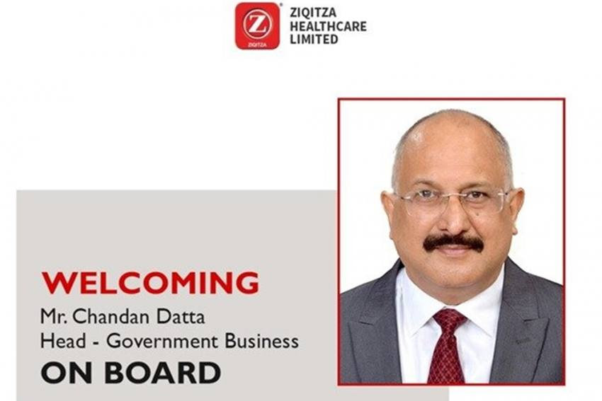 Ziqitza Healthcare Limited Hires Chandan Datta As Head, Government Business