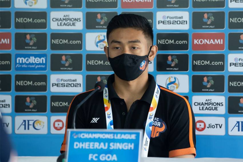 Dheeraj Moirangthem Tops AFC Champions League Goalkeeping Charts, Earns Accolades