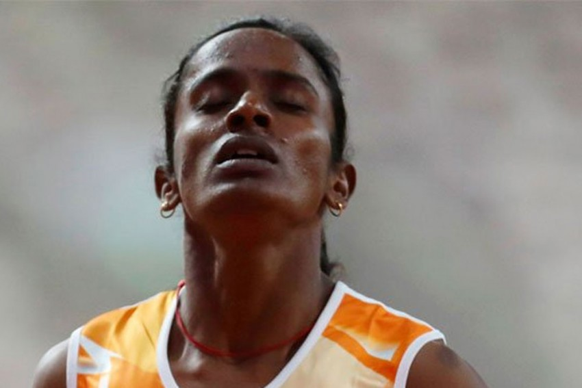 Indian Athlete Gomathi Marimuthu's Appeal Against Doping Ban Rejected By CAS