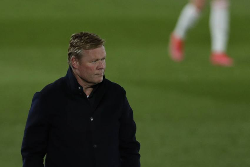 Barcelona To Appeal Again After Ronald Koeman's Ban For Atletico Madrid Match Upheld
