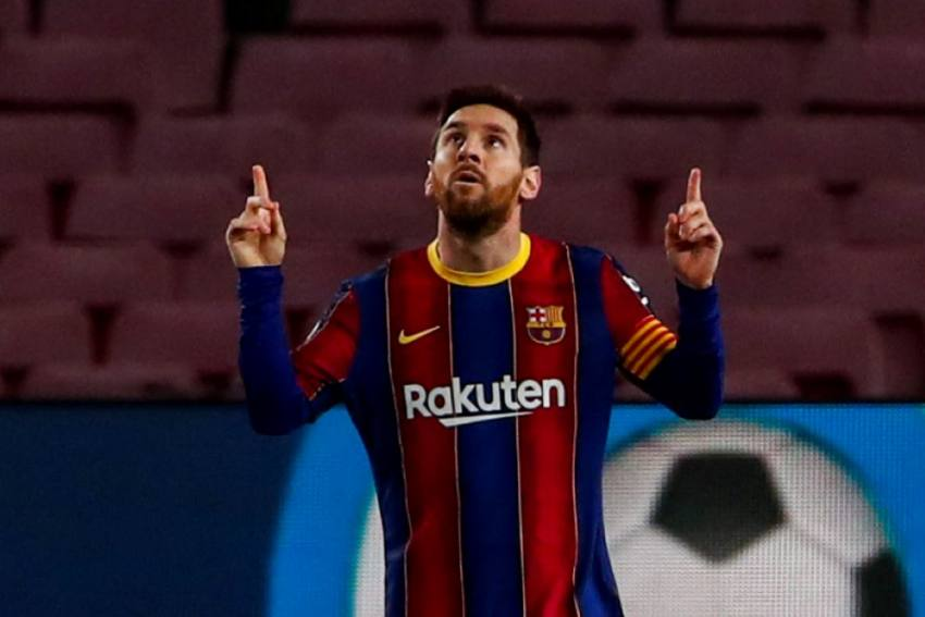 Lionel Messi Being Investigated For Alleged Breach Of COVID Protocols With Barbecue