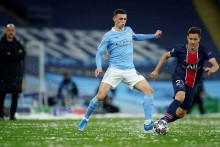 Manchester City Come Through Blizzard Of Chaos To Reach Maiden Champions League Final