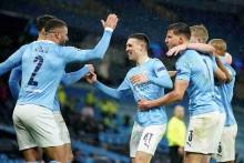 Manchester City 2-0 Paris Saint-Germain (4-1 Agg): Riyad Mahrez Double Takes Pep's Men To Champions League Final