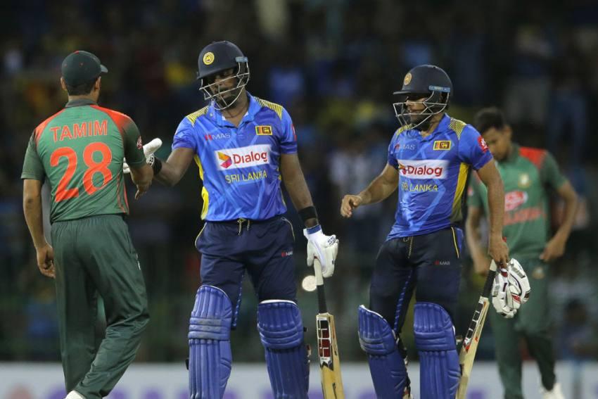 Sri Lanka To Tour Bangladesh For Three ODIs Beginning May 23