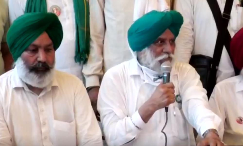Lockdown Declared To Weaken Protests, Claim Farmer Leaders