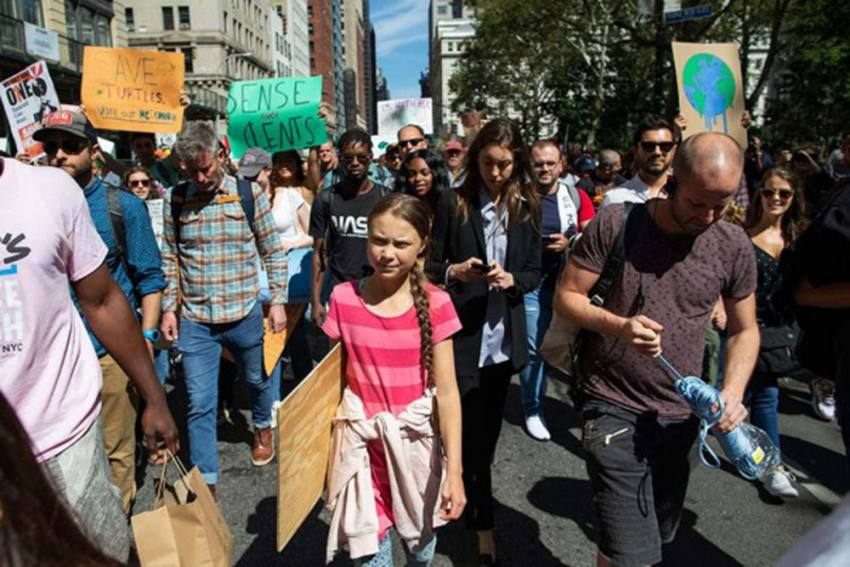 World Leaders Might Have Given Up On Paris Climate Deal, Youngsters Won't: Greta Thunberg