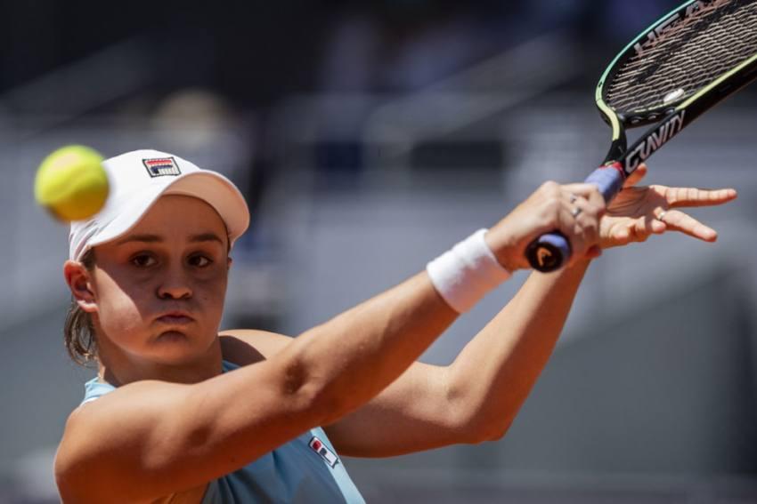 Madrid Open: Ash Barty Avenges Paula Badosa Defeat, Makes It Sweet 16