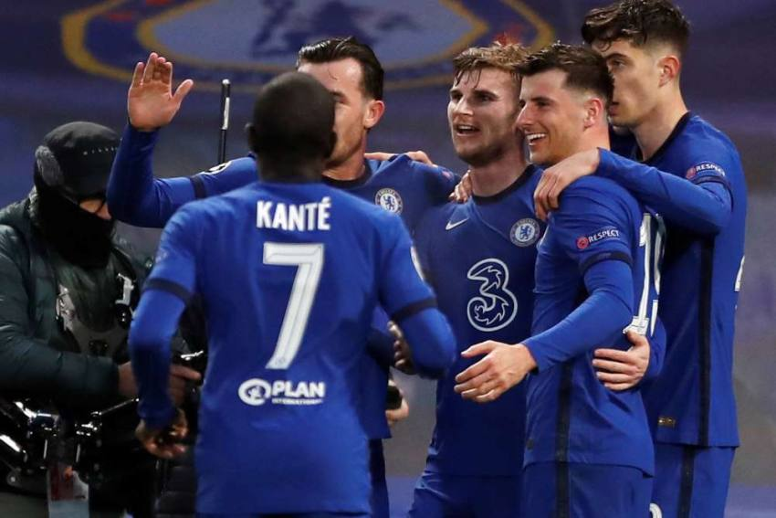 Chelsea 2-0 Real Madrid (3-1 agg): Timo Werner Secures All-English Champions League Final
