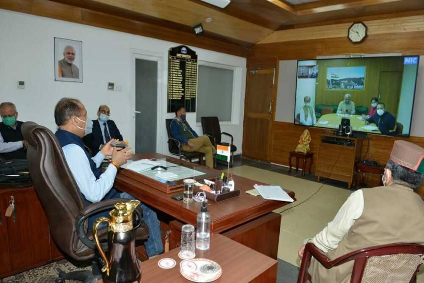 Himachal Pradesh: Top Bureaucrats Test Positive For Covid-19, Under Home Quarantine