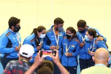 India's Olympic-bound Shooters, Coaches, Officials Receive COVID-19 Vaccine