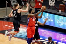 NBA: Embiid Stars As 76ers Stay Hot And Westbrook Closes In On Record As Jazz Reclaim Lead