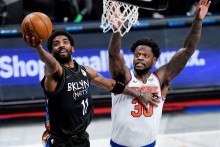 Kyrie Irving And Nets Fined By NBA For Violating Media Rules