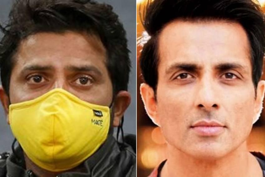 How COVID-19 'Warrior' Sonu Sood Came To IPL Star Suresh Raina's Rescue