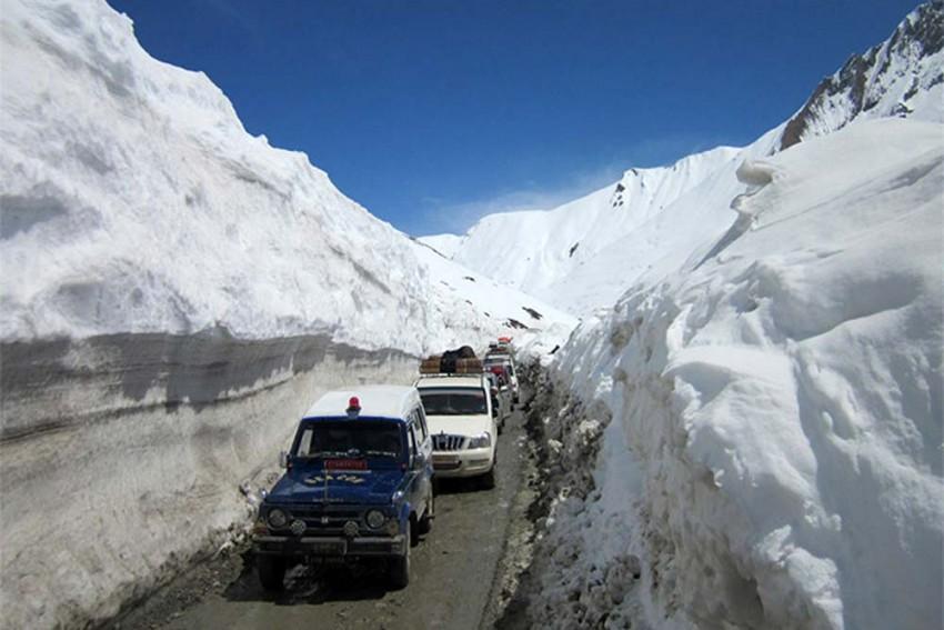 Closed Open Road