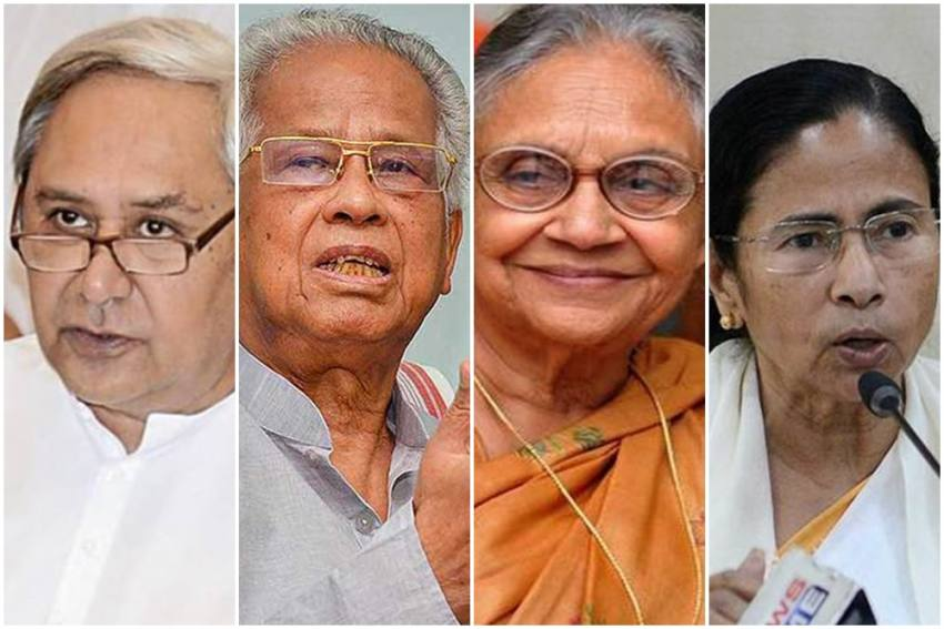 Here's A List Of Chief Ministers Who Have Been Elected For Three Terms