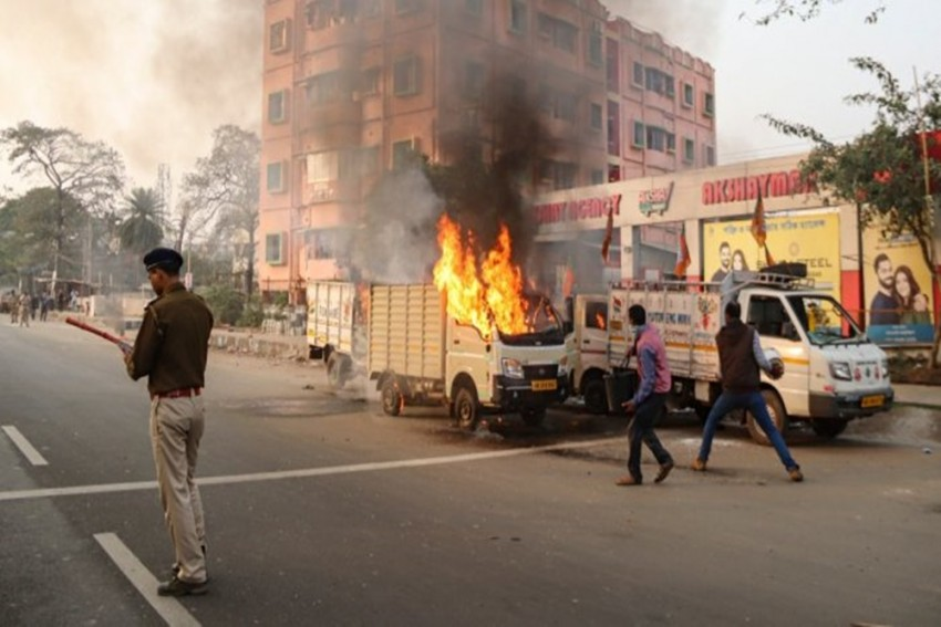 West Bengal Post-Poll Violence: MHA Forms Four-Member Team To Probe