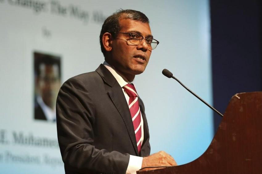 Male: Former Maldives President Mohamed Nasheed Injured In Blast, Hospitalised