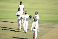 ZIM Vs PAK, 2nd Test, Day 1: Abid Ali, Azhar Ali Centuries Help  Pakistan Finish On 268/4 Against Zimbabwe - Highlights