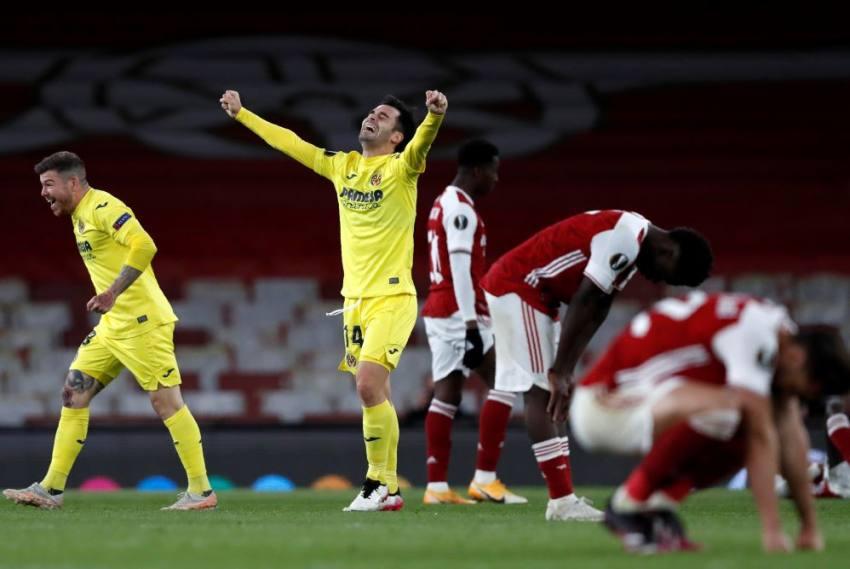 Arsenal 0-0 Villarreal (1-2 agg): Unai Emery Edges Past Former Club Into Europa League Final