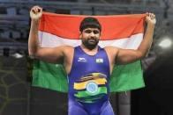 Wrestler Sumit Malik Seals Olympic Quota; Amit Dhankar, Satywart Kadiyan Ousted
