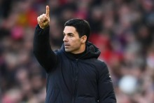 Mikel Arteta 'Always Feels The Pressure' At Arsenal, As Gunners Fall Short In Europa League
