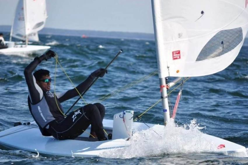 Sports Ministry To Spend INR 73.14 Lakh On Olympic-bound Sailors' European Training Stint