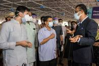 Arvind Kejriwal Requests Centre To Provide 2.6 Crore Covid Vaccines To Delhi
