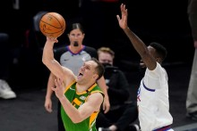 NBA: Career High For Bojan Bogdanovic Keeps Jazz On Top In West As Suns Rally Past Knicks