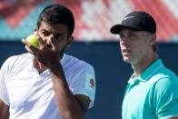 Rohan Bopanna-Dens Shapovalov Go Down Fighting In Madrid Open Quarters