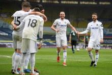 Leeds United Shock Tottenham 3-1 As Bamford Strikes Hurt Spurs' Champions League Hopes
