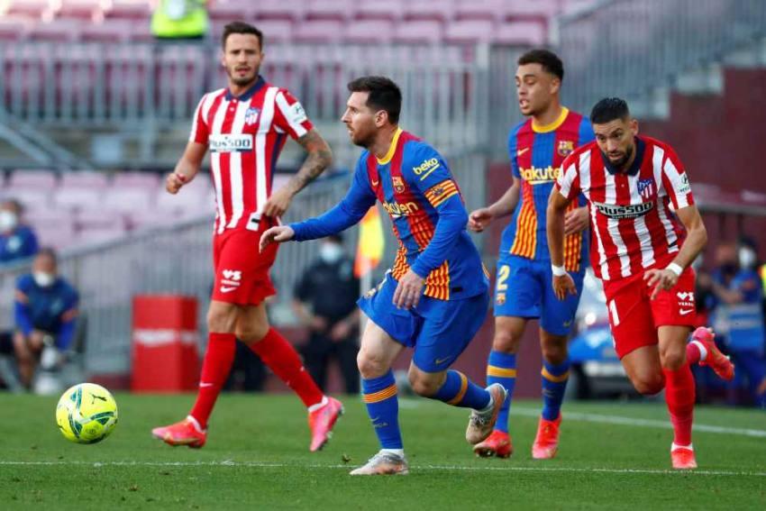 Barcelona 0-0 Atletico Madrid: Stalemate Hands La Liga Advantage To Real Madrid