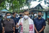 Assam Govt Formation: Himanta Biswa Sarma Meets Amit Shah, JP Nadda In Delhi