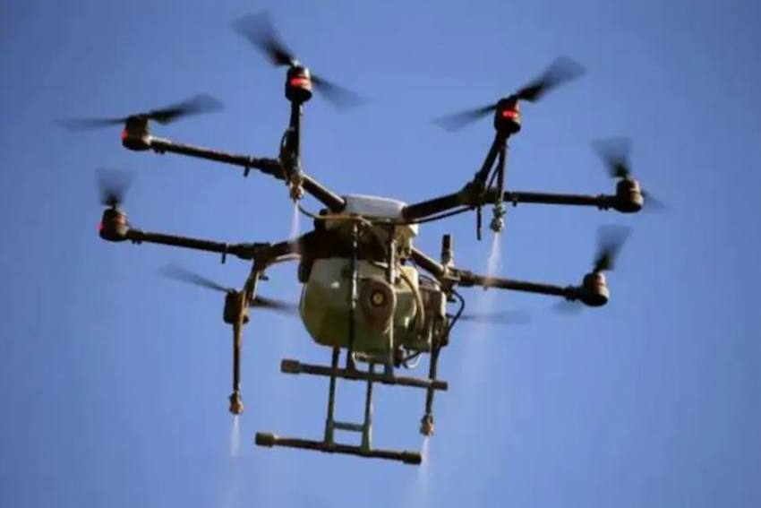 Centre Permits Telangana Govt To Use Drones For Delivery Of Covid Vaccine