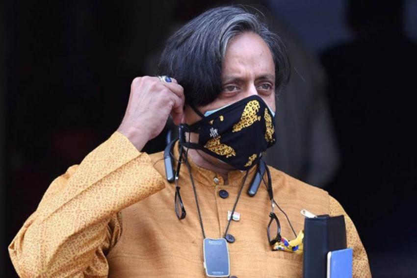 After Backlash, Shashi Tharoor Clarifies That He Wasn't 'Mollycoddling' Tejasvi Surya