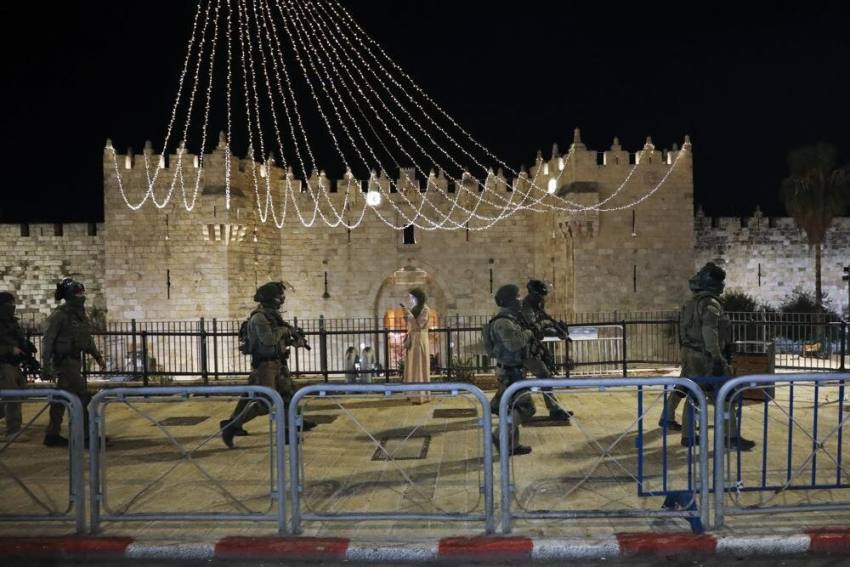 Over 200 Palestinians Hurt In Al-Aqsa Protests Over Threatened Evictions