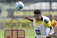 Rumour Has It: Manchester United Lining Up Jadon Sancho Move, Juventus Reject Barcelona's Matthijs De Ligt Pursuit