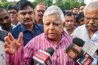 Out On Bail, Lalu Holds First 'Virtual' Interaction With Party Workers