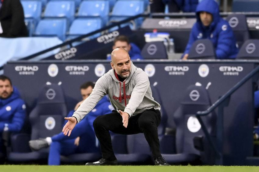 Pep Guardiola Fumes At Officials As Manchester City Pay Penalty Against Chelsea