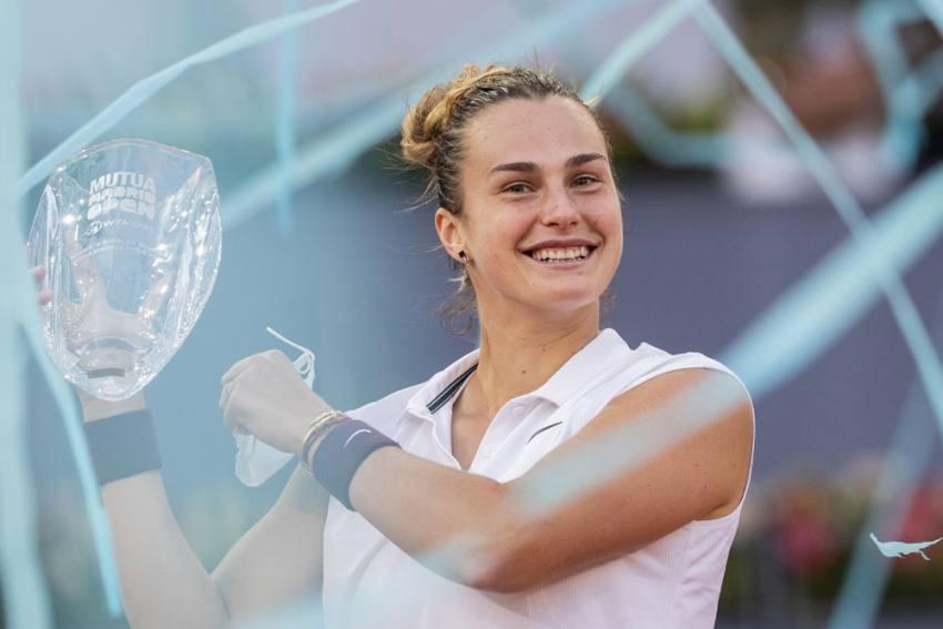 Madrid Open: Aryna Sablenka Beats Ashleigh Barty To Win 10th WTA Tour Title