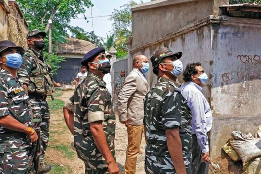Post-Poll Violence Continues To Ravage West Bengal; 1 Killed, 6 Injured In Birbhum District