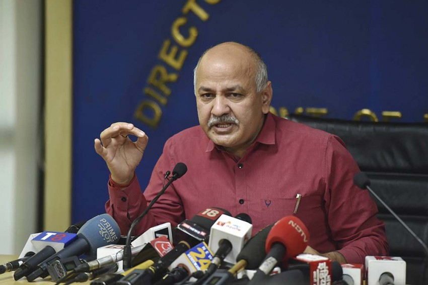 Manish Sisodia Slams Centre, Says 'Heinous Crime By Govt To Export Vaccine When People Dying In India'