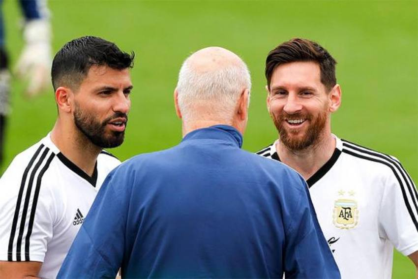 Sergio Aguero Expects Lionel Messi To Stay At Barcelona, But Will Pep Guardiola Arrive Next?