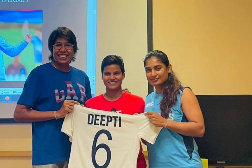 India's Tour Of England: Good To Have Men's Team Around, Says Women Captain Mithali Raj
