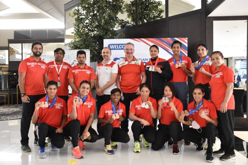 Tokyo Olympics: Indian Boxers To Have Training Camp Abroad Before The Games