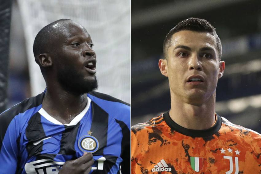 Cristiano Ronaldo, Romelu Lukaku Headline Serie A MVP Awards