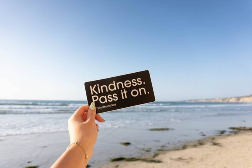 How Kindness Can Ease Mental Stress During Hard Times?