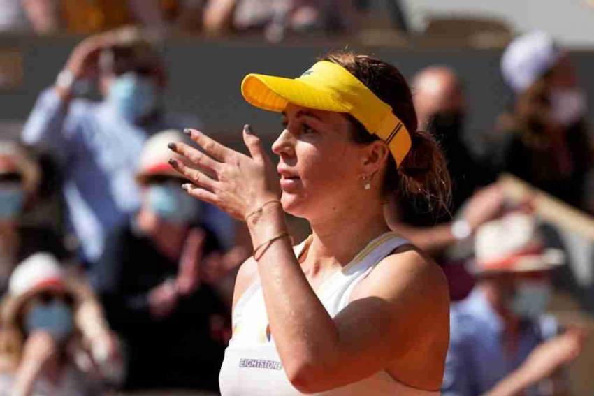 French Open: Anastasia Pavlyuchenkova Beats Tamara Zidansek, Advances To Final