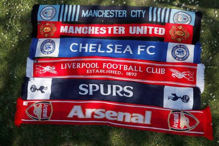 Six 'Super League' Clubs Fined By EPL; UEFA Pauses Case Against Rebels