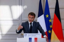French Man Gets 4-Month Prison Sentence For Slapping Macron