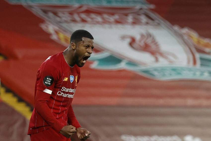 Former Liverpool Midfielder Georginio Wijnaldum Joins PSG On Free Transfer